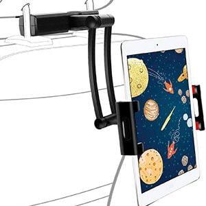 Winload Soporte Coche Reposacabezas para Tablet 5.3-10 Pulgadas