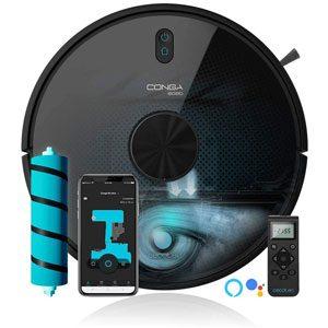 Cecotec Robot Aspirador Conga 6090 Ultra