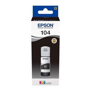 Epson C13T00P140 Tinta 104 negro EcoTank