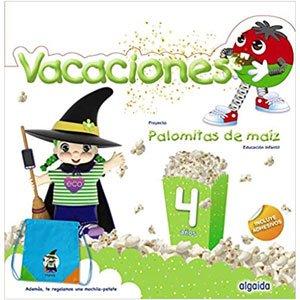 Cuaderno de vacaciones Palomitas de maíz 4