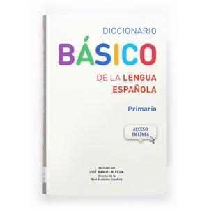 Diccionario Básico de la Lengua Espanola RAE 9788467573763 SM