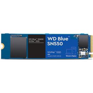 WD Blue SN550 1TB NVMe SSD Gen3 x4 PCIe M.2 2280 3D NAND