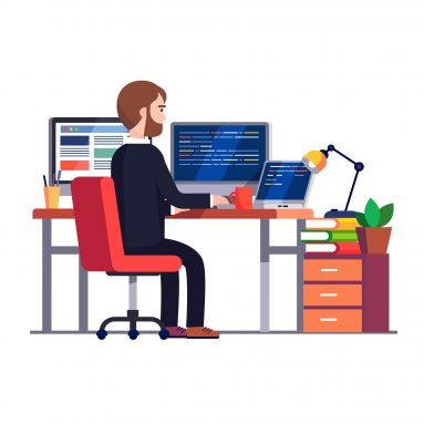 ▷Monitores para desarrollo [Web y Programación]
